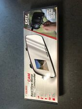 New in Box Duro Mirror Cam Rear View Mirror Dash cam