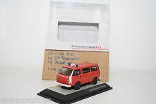 PREMIUM CLASSIXXS 13055 VW VOLKSWAGEN T3 B BUS VAN FEUERWEHR MINT BOXED