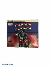 SNAP! Captain America CD-ROM PC Comic Book Library Marvel