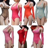 1/6 Scale Female Bikini Underwear Clothes Sets For Phicen Hot Toys Body Figure