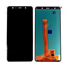 Display originale nero Samsung Galaxy A7 (2018) A750F. Codice produttore 862721