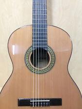 Miguel Rosales #11 Solid Cedar Top Classical Guitar,Bubinga Back & Sides+Gig Bag