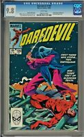 Daredevil #199 CGC 9.8 White Pages Bullseye Dark Wind app