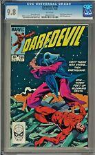 Daredevil #199 CGC 9.8 White Pages Bullseye Dark Wind app