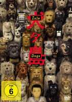 Isle of Dogs - Ataris Reise [DVD/NEU/OVP] Stop-Motion-Animations-Film um Hunde,