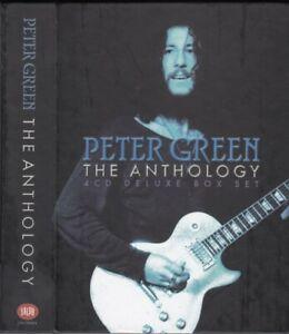 PETER GREEN - THE  ANTHOLOGY - 4 CD BOX SET - SUPERB EXAMPLE - FREE UK POST
