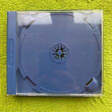 Dreamcast - Spiel CD Leerhülle (blaues Logo)