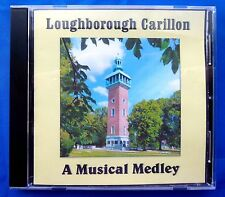 Bell Recital From Loughborough Carillon Tower. Music CD by Caroline Sharpe.