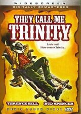 They Call Me Trinity 0759731410922 With Terence Hill DVD Region 1