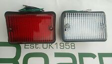 Land Rover Defender 90, 110, LED Reverse Light & Fog Lamp, BA9716, BA9717