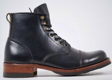 Julian Boots, Handmade, Bowery Boot, Horween Chrome Excel Black