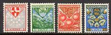 Netherlands - 1926 Child welfare - Mi. 192-95 MH