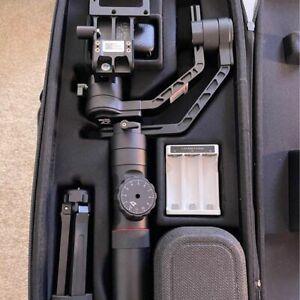 Zhiyun Crane 2 3-Axis Gimbal Stabilizer (with Follow Focus) for DSLR Camera