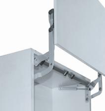 Cabinet Door Vertical Swing Lift Up Stay Pneumatic Arm Kitchen Mechanism Hinges