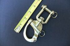 "5"" Swivel Snap Shackle With Jaw 316 SS 1 pc"
