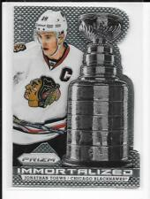13-14 PANINI PRIZM HOCKEY IMMORTALIZED DIE-CUT #I-3 JONATHAN TOEWS BLACKHAWKS