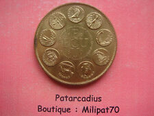 Ecu EUROPA 1980