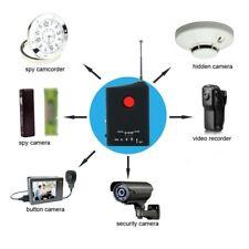 LDRF-DT1 Anti-Spy Signal Bug RF-Detektor versteckterKamera-Objektiv-GerätFinder#