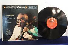 Gregor Piatigorsky / Lukas Foss, Stravinsky / Dubussy, RCA Victor LSC 229, 1959
