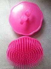 brosse à cheveux, 1 Brosse a cheveux ronde rose ,MASSAGE & COIFFAGE,
