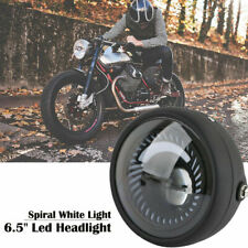 6.5 Inch Motorcycle Headlight LED Turn Signal Light Bulb Headlight For Cafe Race