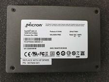 "Micron RealSSD 2.5 MTFDDAC128MAM-1J1 128GB 2.5"" 6GB/s SSD"