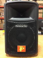 "Technical Pro Max-10 600W 10"" Personal Loudspeaker Two-Way DJ PA Party Speaker"