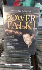 CDA Anthony Robbins Power Talk (NEW/SEALED) DVD  FREE 1ST CLASS SHIPPING!!!