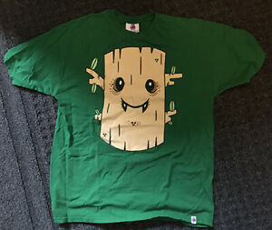 Kidrobot Vampire Tree T-Shirt Mens XL RARE!!