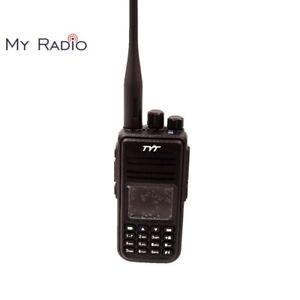 TYT MD380UV DMR radio Daul time slot 136~174&400~480Mhz Ham TierⅠ&ⅠⅠ Transceiver