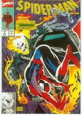 Marvel Comics Postcard: Spiderman # 7 cover (Todd McFarlane) (Estados Unidos, 1991)