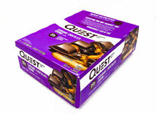Quest Nutrition Whey Protein Bar - Box of 12 Bars CARAMEL CHOCOLATE CHUNK - SALE