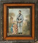 Civil War Soldier Tintype and Water Color MAKE ME AN OFFER!!!