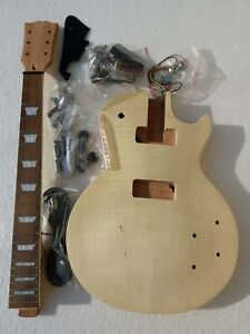 Project Electric Lp90 Guitar Builder Kit DIY With All Accessories