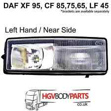 DAF XF 95 CF 85 LF 45 Fog Light and Spot Fog Lamp LH