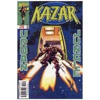 Ka-Zar (1997 series) #10 in Near Mint condition. Marvel comics [*an]
