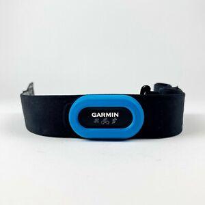Garmin HRM-Tri Multi Sport Heart Rate Monitor - Black/Blue