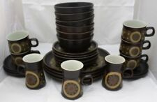Unboxed Stoneware Tableware Tea Sets