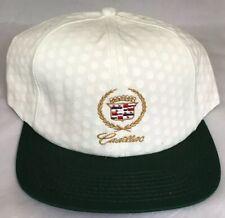 Vintage Cadillac Trucker Hat Golf Print