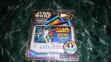 Star Wars Quiz Wiz handheld game Tiger electronics 1997