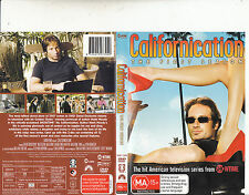 Californication-2007-TV Series USA-The First Season-[2 Disc]-DVD