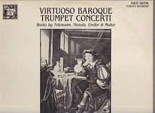 VIRTUOSO BAROQUE TRUMPET CONCERTI, W. Basch (trumpet) [LP vinyl, MHS 4859K]