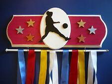 Soccer Female Sports Medal Display Hanger