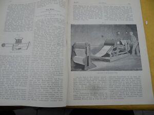 1896 Fotografie Fotografischer Druck Abzüge