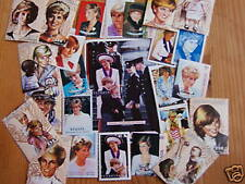 PRINCESS DIANA 50 DIFFERENT WORLD STAMPS INC M/S.