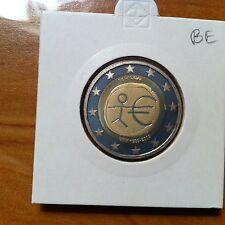 BE 2 EURO PORTUGAL 2009 EMU 10 ANS EURO COMMEMORATIVE BELLE EPREUVE PP PROOF