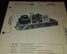 Magnavox Chassis Amp-135 Photofact Folder Free Shipping