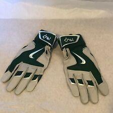 2 Pair Spalding Pro Series Batting Gloves 46-0212-BKGY-2M Adult Med Black//Gray