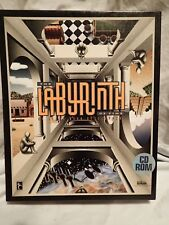 Labyrinth of Time (PC) Complete boxed copy, HTF Vintage Adventure