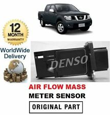 FOR NISSAN NAVARA 2.5TD D40 2005-> NEW ORIGINAL AIR FLOW MASS METER SENSOR